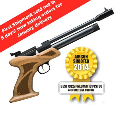 CO2 Target Pistol