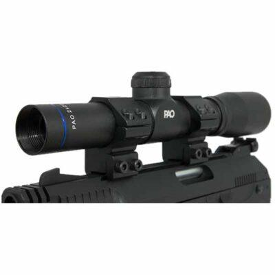 Airgun optics 2x20pistol scope