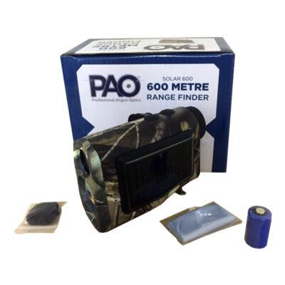 Camo Coated Laser Range Finder