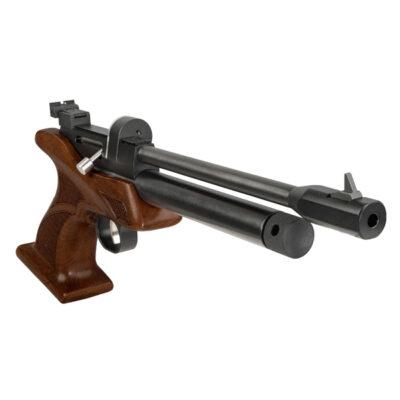 trophy multi shot co2 pistol