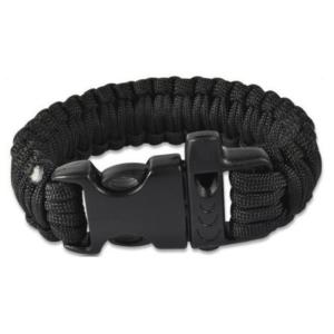 AirForceOne Paracord 550 Bracelet Black