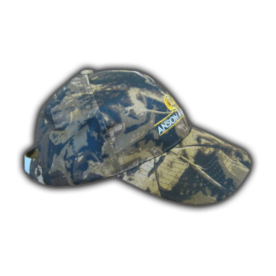 Camouflaged Hunting Cap