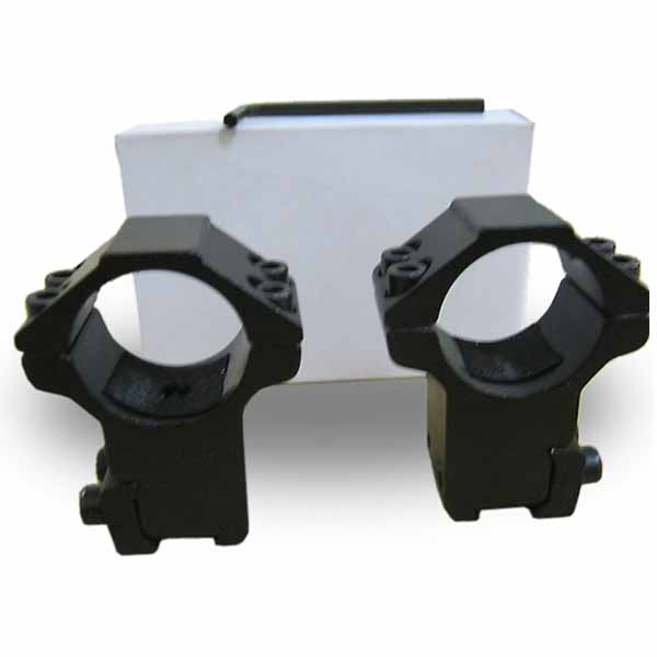 Ultra Strong 2-piece 2 Screw_high 11mm Rifle Scope Mount