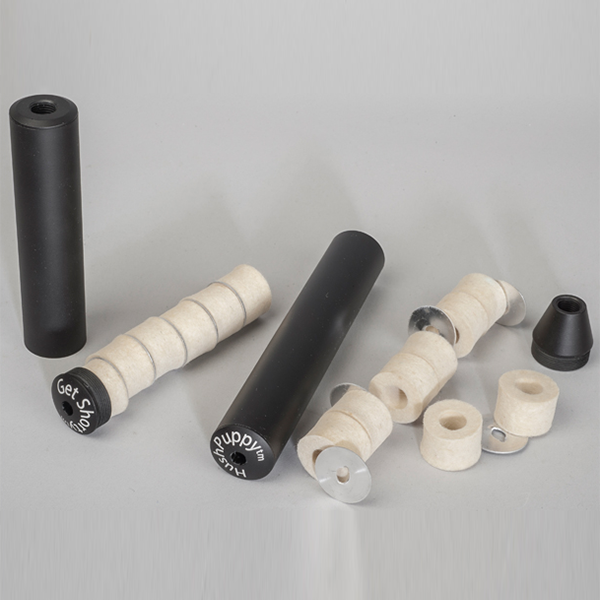 Get Shorty!tm Airgun Silencers/Sound Moderators